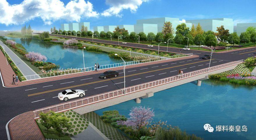 6月8日,秦皇岛城乡规划局发出用地规划许可公告,《海滨路东西延伸工程