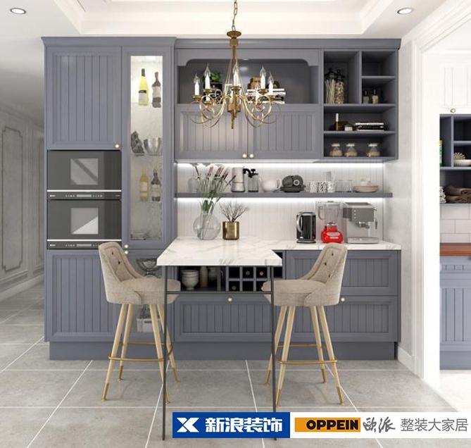 你家餐廳缺個這樣的餐邊柜,新浪優選12款樣式設計圖