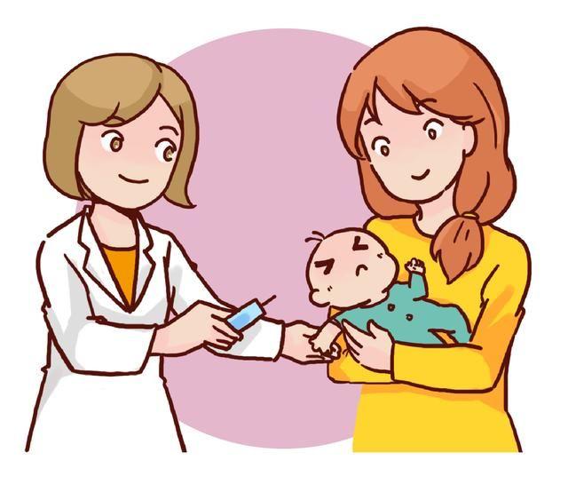 宝宝接种疫苗时,这些情况爸爸妈妈要了解