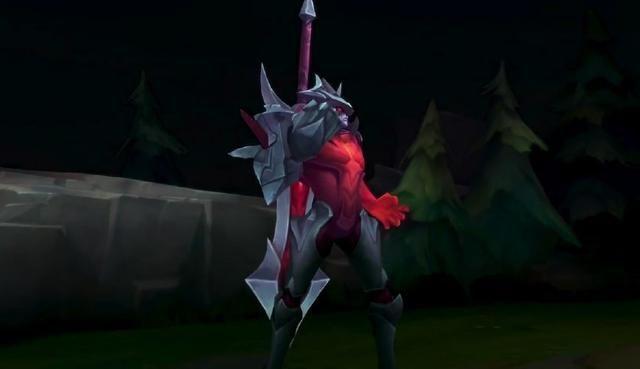 lol:剑魔重做亮相,拥有击飞,穿墙和控制,被动也堪称完美图片