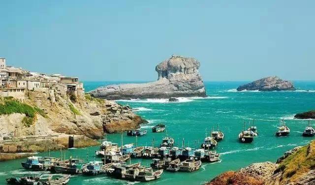 福建省海岛数量居全国第二位,但是你去过几个!