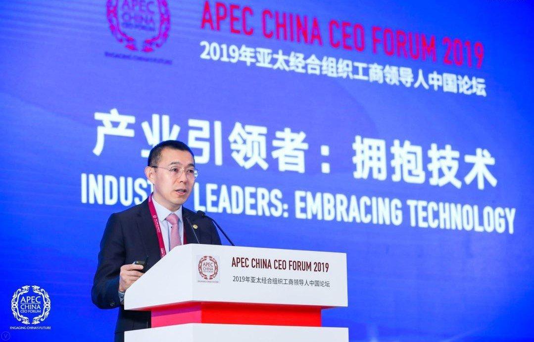 汉能袁亚彬:移动能源加5G将助力中国领先一把