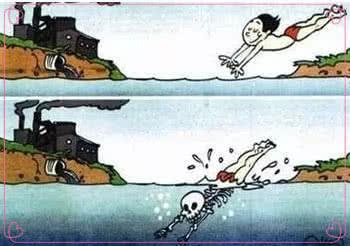 最扎心人性内涵图:结婚不代表喜欢,老婆妈妈同时掉进水里