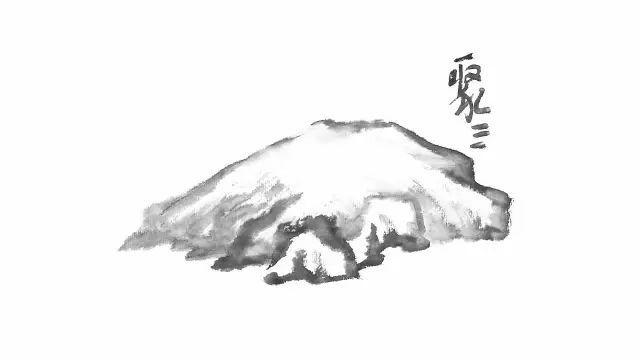 《芥子园画传》石谱——不会画石头,还画什么山水画?