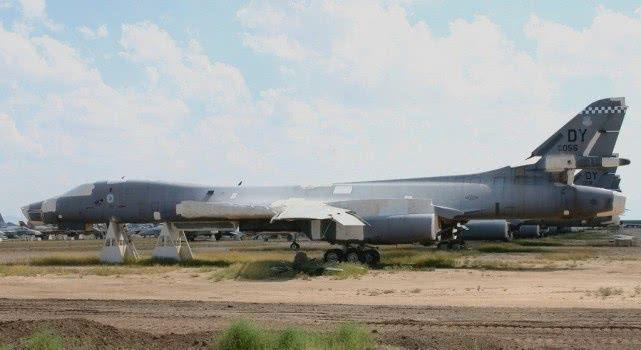 中国还没造出这种战略轰炸机,美国就已退役四十多架