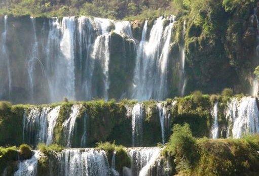 云南这座最大瀑布名气虽小,令人惊叹,比黄果树瀑布还要高!