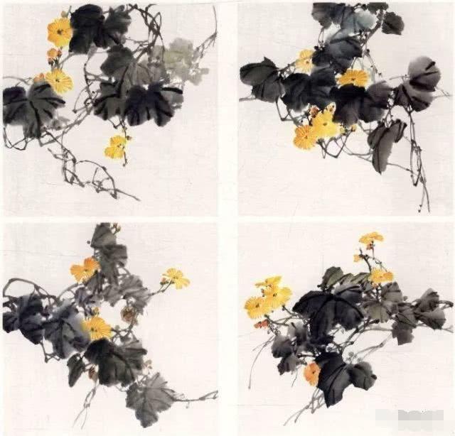 中国画基础知识:一、中国画的特点: 中国画简称国画,是在中华民族的土壤中孕育、发展成熟起来的画种,是中华民族文化艺术的结晶,具有悠久的历史和优良的传统,在世界美术领域中自成体系,别具一格。 中国画是用毛笔、墨及中国画颜料通过用水的调节在宣纸上作画。从内容上可以分为山水、花鸟、人物三大类。从技法上可以分为工笔、写意两大类。写意花鸟画主要以花卉、禽鸟、鱼虫、动物等为描写对象,多强调对象的动态和情趣。写意画讲究笔墨情趣,作画时通过笔的勾勒 ,墨的干湿浓淡变化,色的深浅对比等来表现物体。中国画的画幅形式多样,有