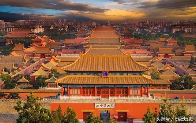 韩国的紫禁城,比中国还先修,如今每年门票费