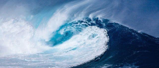 海浪的哪个过程,将热量和水转移大气层中是最多的?