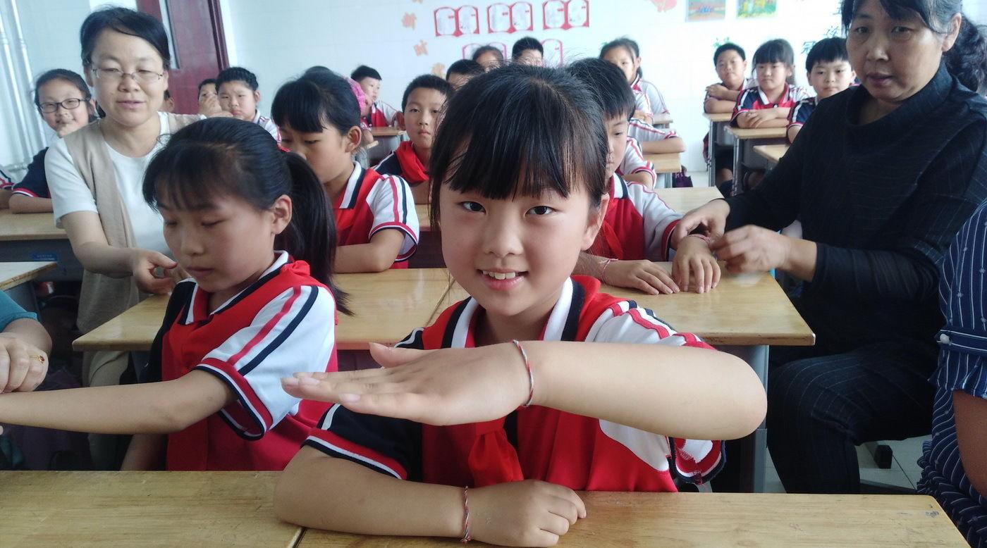 山东:小学生端午包诗词读粽子追忆屈原上小学海淀区租房图片