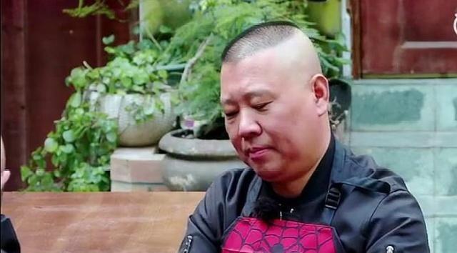 德云社视频上海美食,郭德纲一边做相声美食一浦板名扬天下综艺专场图片
