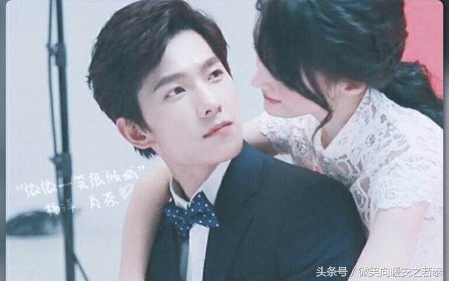 郑爽&杨洋合体《爱你是我做过最好的事》,期