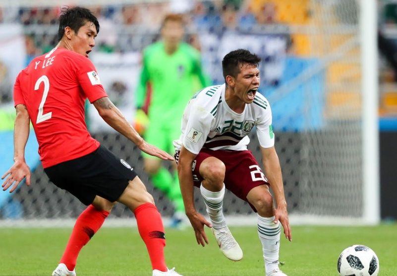 2018世界杯:一场比赛24个犯规,韩国将武士之