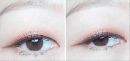 初学者化妆怎样画眼影日常适用好看的眼影画法初学者化妆入门级眼妆1