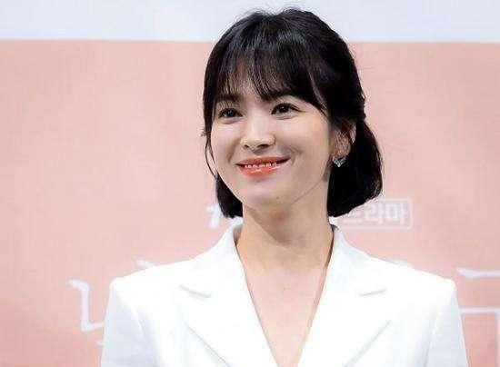 宋慧乔维权,希望停止伤害和痛苦,得到网友支持