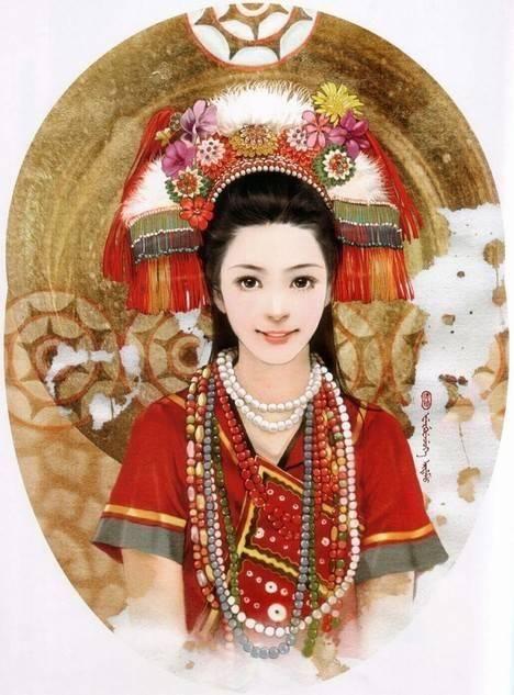 56个民族传统服饰,惊艳!