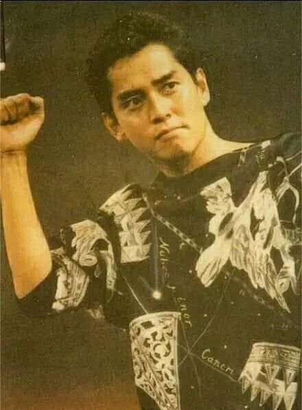 谭咏麟--香港殿堂级歌手