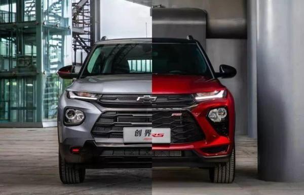 双重选择能否讨好你?夸张造型的全新雪佛兰SUV