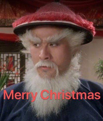 鳌拜徐锦江红帽子白表情圣诞老人图片表情肩揉胡子包图片