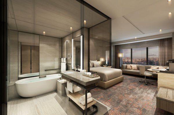 上海万豪酒店集团_集团(纳斯达克股票代码:mar )于近日宣布旗下上海康桥万豪酒店盛大