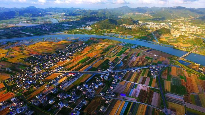 象山美丽乡村风景如画.