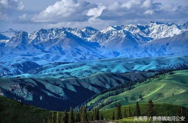 中国最美的高山,每一座都是大自然的鬼斧神工