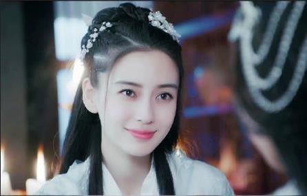 最美古装白衣女神,杨颖李若彤赵丽颖,谁让你觉
