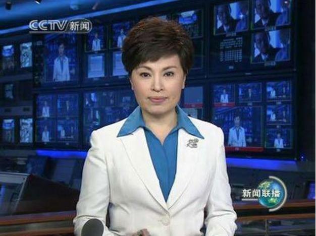 央视主持李瑞英老公身份曝光 难怪一直不公开