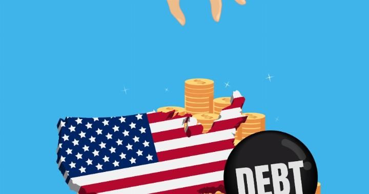 美国年度财政赤字将突破1万亿美元, 美债大幅增发还有人买账吗