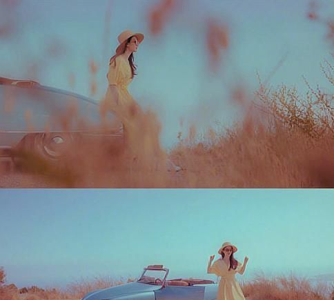 "<b>""天仙""刘亦菲一袭黄裙优雅高贵,穿起来很简单,但是全网学不来</b>"