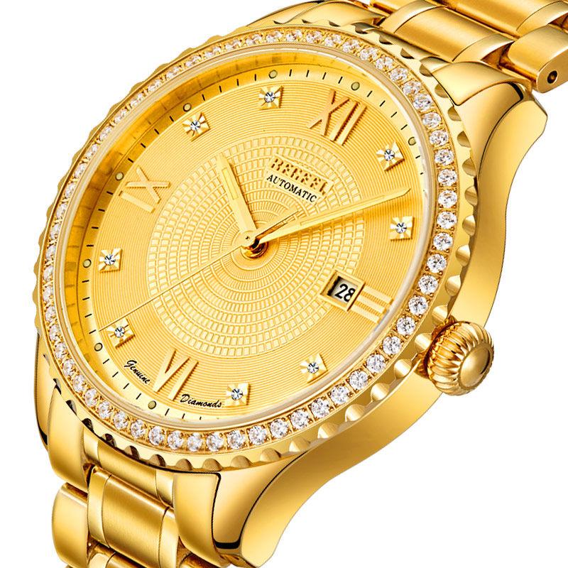 汉爱在瑞士手表排名_中国排名前十的机械手表,匠心不输德国瑞士,商业大佬必戴