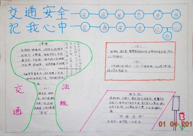 多多学习参考其他同学做的好的手抄报,就能做出漂亮的手抄报来,多多