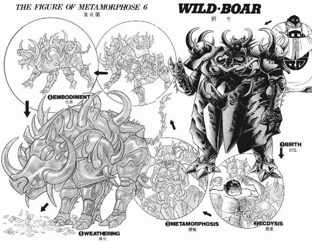 那一年折翼的《静故事翔》,到底讲了漫画z-end斗士图片