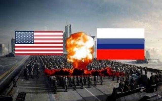 美国为什么不敢与俄罗斯 硬碰硬 !原因如你所想
