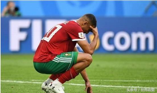 2018奇葩事!世界杯首个踢出乌龙球
