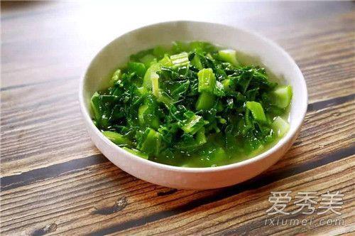 一周水煮蔬菜减肥法吃什么水煮菜减肥