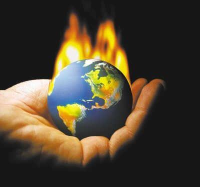 霍金阐述全球变暖影响,称其谁否定该言论就送他去金星感受