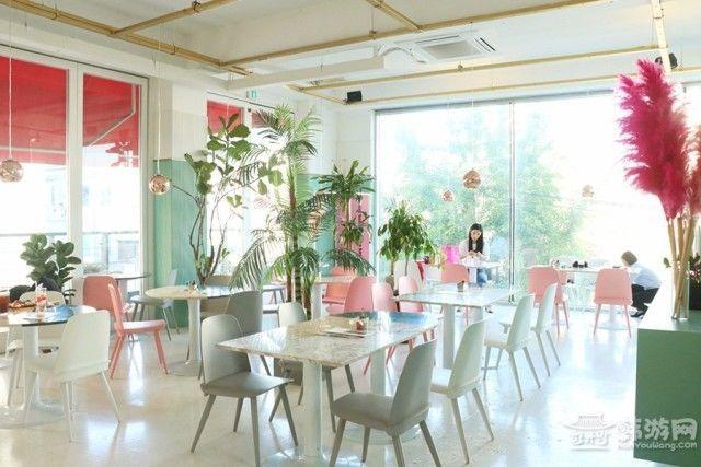 【品牌】活久见!韩国网红美食美食竟然开起了会做饭袜子图片