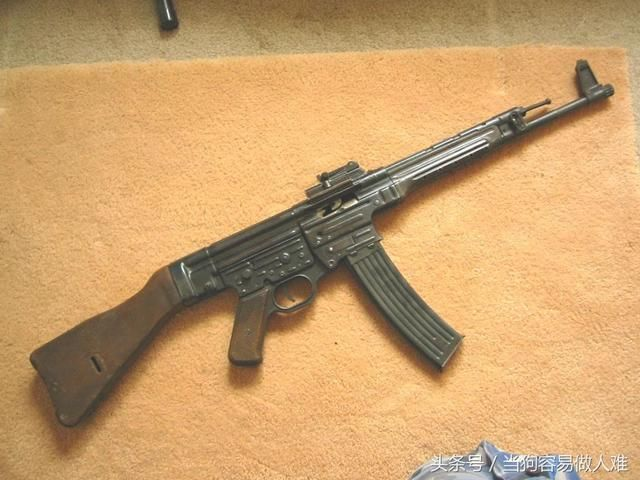 二战纳粹德国灭亡之前的最后之作stg45突击步枪性能如何?