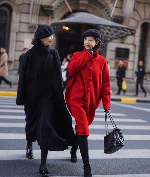 51女性美丽网|时尚博主三木穿衣打扮,彰显时尚气质,她母亲也上镜了,令人羡慕