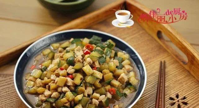 高温天不想做大菜,三下两下搞定晚餐,清淡美味又健康,家人吃得很开心