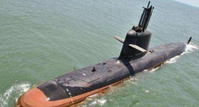 300亿巨资打水漂?印度超级大国梦碎新潜艇试航暴露致命缺陷