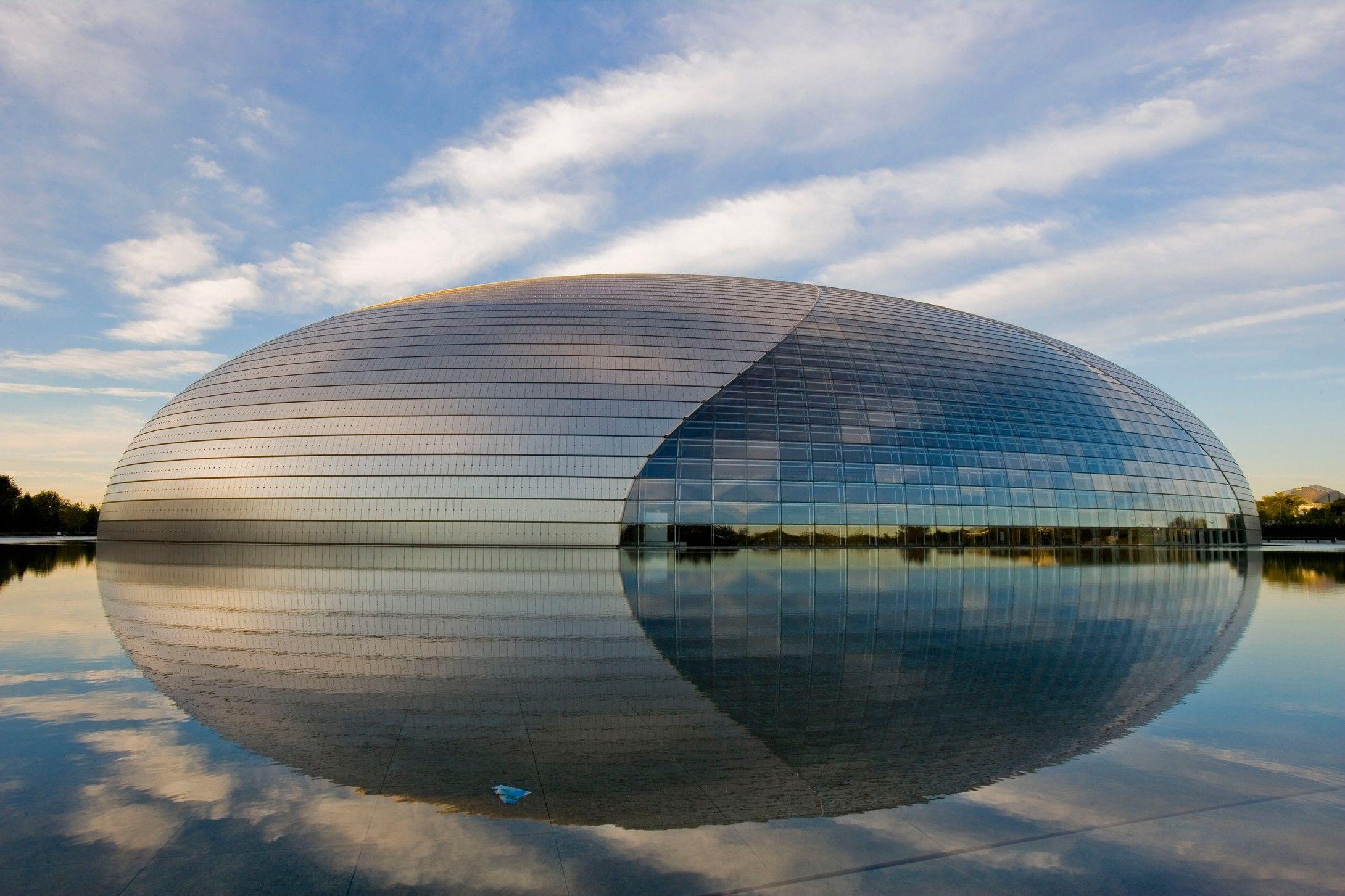 盘点中国现代最伟大的十大建筑,北京占绝大多数图片