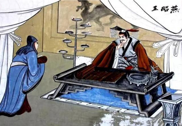 比刘备托孤还狠的燕昭王:直接把大将乐毅提拔为齐王,与自己同级
