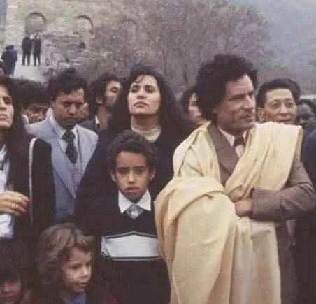 <b>30多年前,卡扎菲访华受到邓小平亲自接见,后对其评价4个字</b>