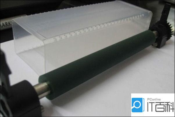 富士通打印机色带删除步骤富士通打印机色安名称安装58公司教程图片