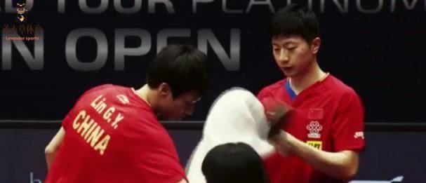 国乒强强对话!马龙、林高远胜胖蟒晋级决赛,杀神陈玘贡献表情包