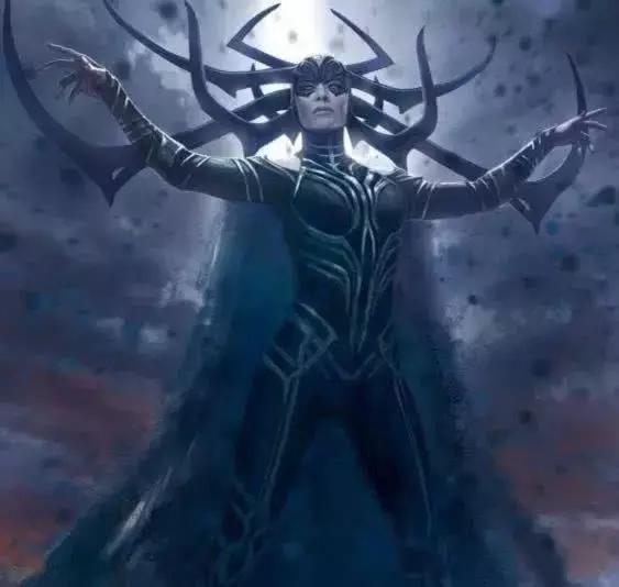 雷神姐姐_即使雷神的姐姐海拉坐镇阿斯加德,灭霸夺取空间宝石照