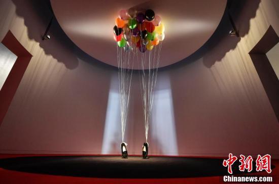 德国举办迈克尔・杰克逊艺术展预展活动