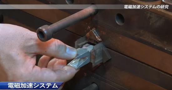 电磁轨道炮视频_日本宣布研制电磁轨道炮 技术落后中美短期很难成功